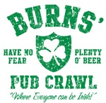 Burns' Irish Pub Crawl