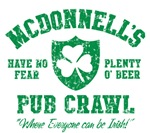 McDonnell's Irish Pub Crawl