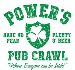 Power's Irish Pub Crawl