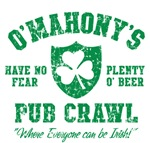 O'Mahony's Irish Pub Crawl