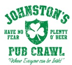 Johnston's Irish Pub Crawl