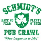 Schmidt's Irish Pub Crawl