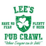 Lee's Irish Pub Crawl