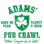 Adams' Irish Pub Crawl