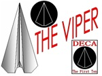 The Viper Paper Airplane Design
