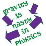 gravity is everywhere