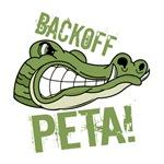 Backoff PETA!
