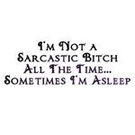 Sometimes I'm Asleep