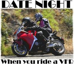 VFR1200F Date Night