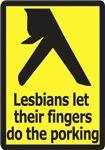 Lesbians Let Their Fingers Do The Porking