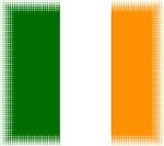 Unique Irish Flag Design