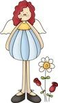 Flower Angel 2