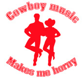 cowboy music makes me horny