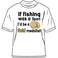 If fishing was a Sport
