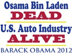 Osama is dead and the U.S. Auto Industry is Alive