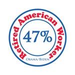 47% Retired American Worker
