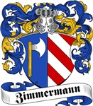Zimmermann Coat of arms