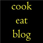 cook, eat, blog