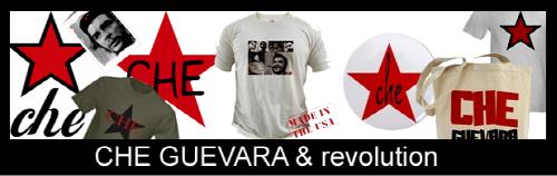 Che Guevara and Revolution Sutff!