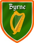 Byrne Family Crest