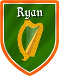 Ryan Family Eire Crest