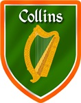 Collins Ireland Badge
