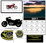 GoldWing Shop Stickers and Print