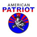 Patriotic American Patriot