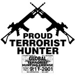 Terrorist Hunter & Permit