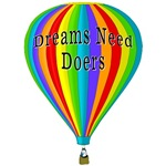 Ballooning: Dreams Need Doers
