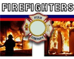 Firefighter T-shirts and Gifts Personalized