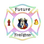 Future Firefighter Pastel