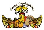 Thanksgiving Cornucopia T-Shirts and Gifts!