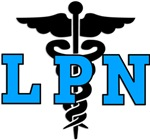 LPN Caduceus Medical T-Shirts & Gifts For Nurses!