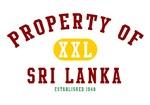 Property of Sri Lanka