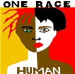 Anti-Racism T-Shirts, Gifts - Green eye