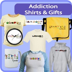 Addiction Shirts And Gifts