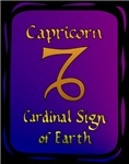 Designs for CAPRICORN December 22-January 19