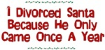 Divorced Santa