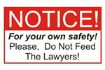Notice / Lawyers