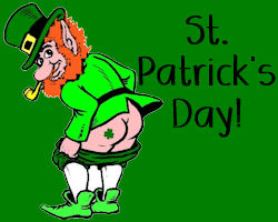 St. Patrick's Day Designs