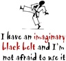 Imaginary Black Belt