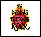 Daddy's Tattoos Rock