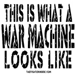 This is What A War Machine Looks Like