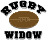 Rugby Widow T-Shirts Gifts