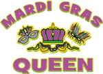 Mardi Gras Queen T-Shirts & Gifts