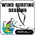 Windsurfing T-Shirt Windsurfing T-Shirts