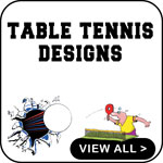 Table Tennis T-Shirt T-Shirt Designs