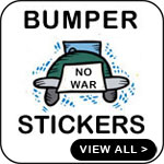 Anti-War Bumper Stickers