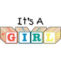 It's A Girl T-Shirt & Gifts